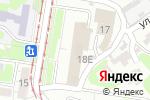 Схема проезда до компании Смик в Нижнем Новгороде