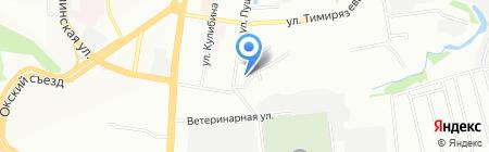 АФД Кемикалс Нижний Новгород на карте Нижнего Новгорода