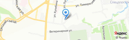 Суши Культура на карте Нижнего Новгорода