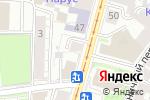 Схема проезда до компании Гранат Ломбард в Нижнем Новгороде