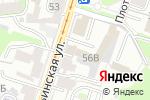 Схема проезда до компании Скорая помощь в Нижнем Новгороде