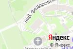 Схема проезда до компании Нижегородское городское казачье общество в Нижнем Новгороде