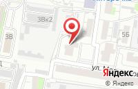 Схема проезда до компании Молодая Гвардия в Нижнем Новгороде