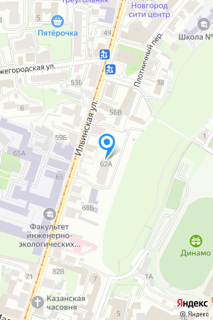 Дом 36 (по генплану), ЖК Сердце Нижнего на Яндекс.Картах