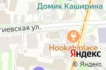 Схема проезда до компании Доминант-Строй в Нижнем Новгороде