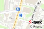 Схема проезда до компании Добрыня в Нижнем Новгороде