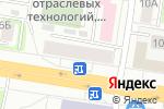Схема проезда до компании Продукты 535 в Нижнем Новгороде
