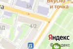 Схема проезда до компании Империя Свадеб в Нижнем Новгороде