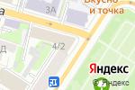 Схема проезда до компании Столица в Нижнем Новгороде