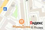 Схема проезда до компании Центр информационных технологий Нижегородской области, ГБУ в Нижнем Новгороде