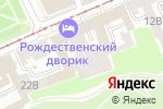 Схема проезда до компании Харт технолоджи в Нижнем Новгороде