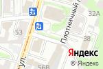 Схема проезда до компании Лина в Нижнем Новгороде