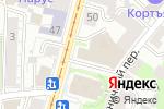 Схема проезда до компании Центр налоговой помощи в Нижнем Новгороде