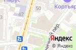 Схема проезда до компании Iron Style в Нижнем Новгороде