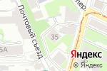 Схема проезда до компании Риэлт-Бюро в Нижнем Новгороде