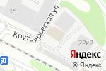 Схема проезда до компании Budka52.ru в Нижнем Новгороде