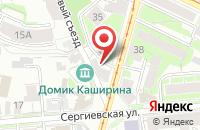 Схема проезда до компании Скай Стар в Нижнем Новгороде
