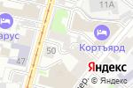 Схема проезда до компании Правовая основа в Нижнем Новгороде