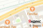 Схема проезда до компании Группа лицензионно-разрешительной работы в Нижнем Новгороде