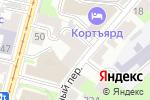 Схема проезда до компании Млечный путь в Нижнем Новгороде