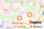 Схема проезда до компании MobBaza в Нижнем Новгороде