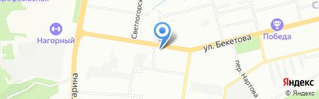 Монтажавтоматика на карте Нижнего Новгорода