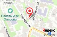 Схема проезда до компании Арп Символ в Нижнем Новгороде
