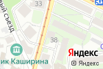 Схема проезда до компании GS Building в Нижнем Новгороде
