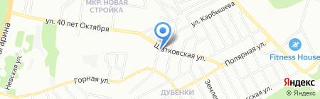 Транстехпроект на карте Нижнего Новгорода