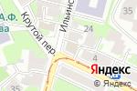 Схема проезда до компании Лок-НН в Нижнем Новгороде