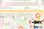 Схема проезда до компании Leto в Нижнем Новгороде