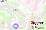 Схема проезда до компании D & K GALLERY в Нижнем Новгороде
