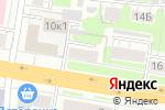 Схема проезда до компании ТСЖ №7 в Нижнем Новгороде