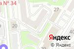 Схема проезда до компании ADS Center в Нижнем Новгороде