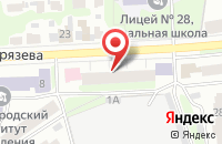 Схема проезда до компании Театральная Артель «Зелёная Черепаха» в Нижнем Новгороде