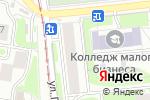 Схема проезда до компании Venera в Нижнем Новгороде