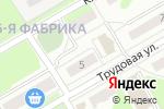 Схема проезда до компании Магазин женской одежды в Золотово