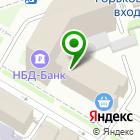 Местоположение компании Нижегородский Промстройпроект