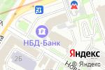 Схема проезда до компании Аэрофлот-Российские авиалинии в Нижнем Новгороде
