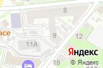 Схема проезда до компании Плотничный в Нижнем Новгороде