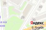 Схема проезда до компании ГТЛК в Нижнем Новгороде