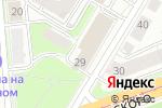 Схема проезда до компании Аривист в Нижнем Новгороде