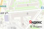 Схема проезда до компании Велнес в Нижнем Новгороде