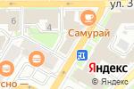 Схема проезда до компании Ортокот в Нижнем Новгороде
