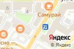 Схема проезда до компании Ароматный мир в Нижнем Новгороде