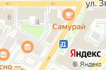 Схема проезда до компании Флория в Нижнем Новгороде