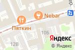 Схема проезда до компании Нижегороджилагентство в Нижнем Новгороде