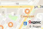 Схема проезда до компании AllTime.ru в Нижнем Новгороде