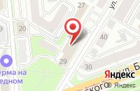 Схема проезда до компании Новый Нижний в Нижнем Новгороде
