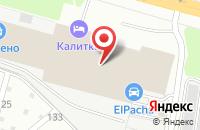 Схема проезда до компании Корпус в Нижнем Новгороде